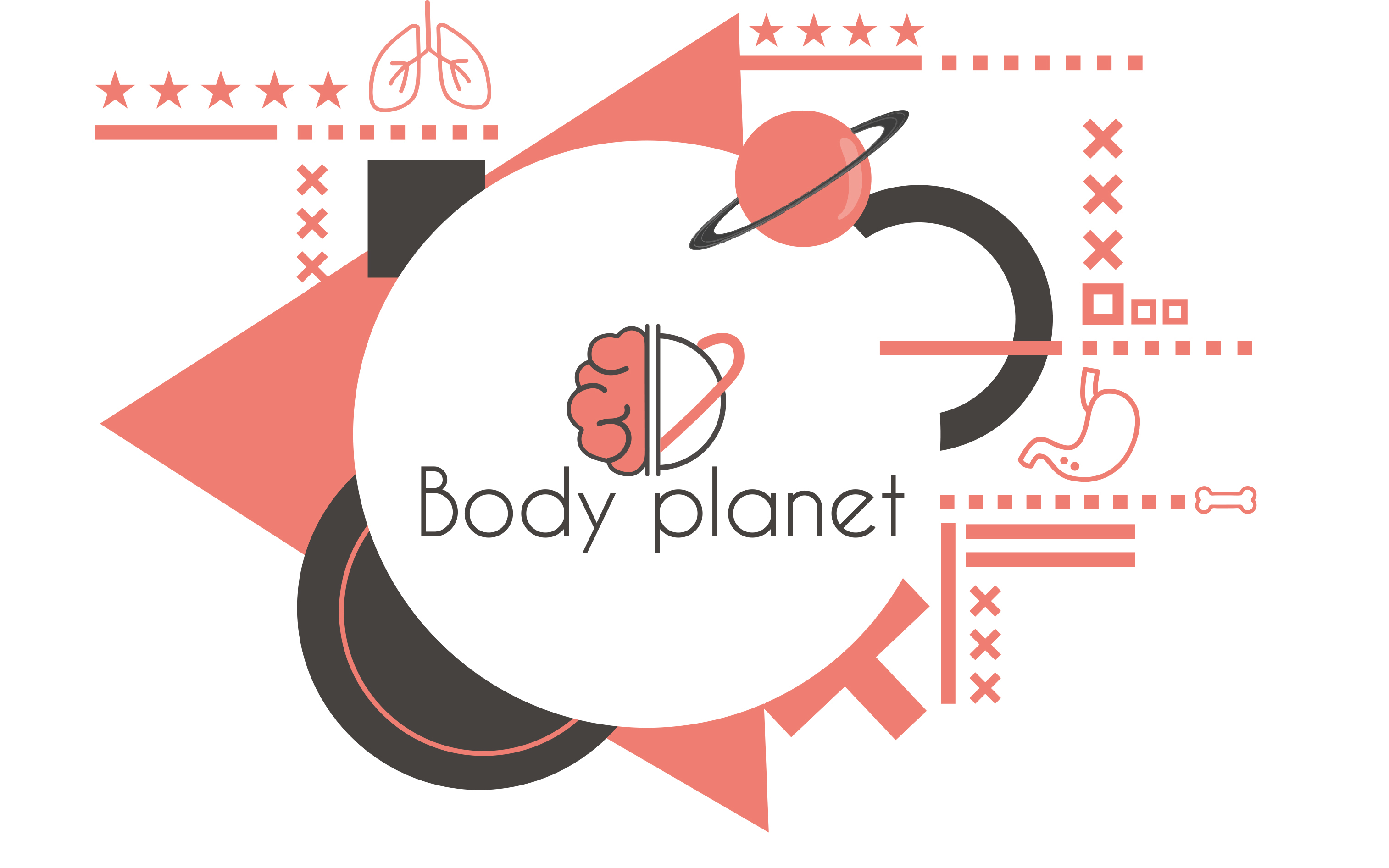 Body planet aula material educativo