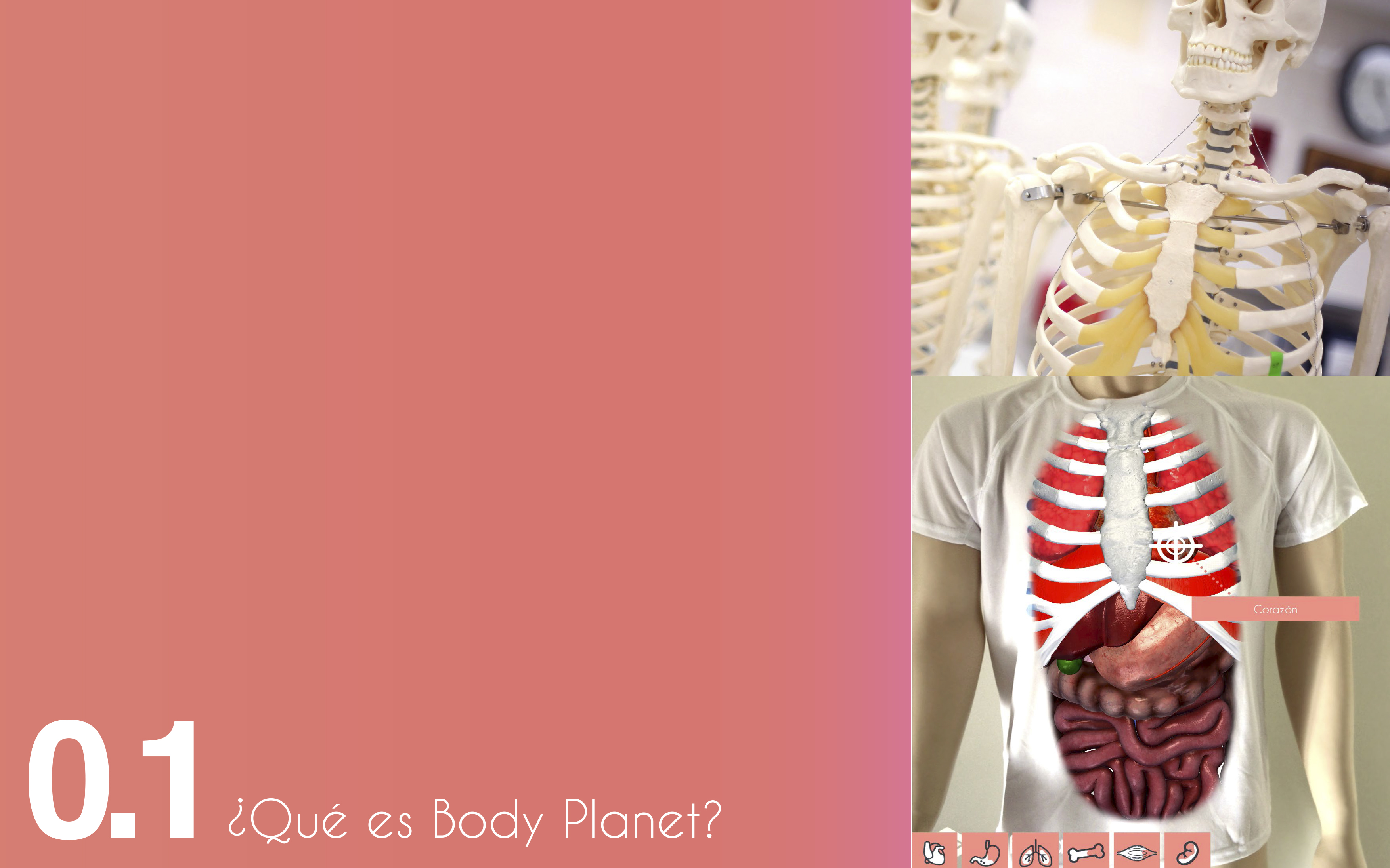 Body planet aula educación