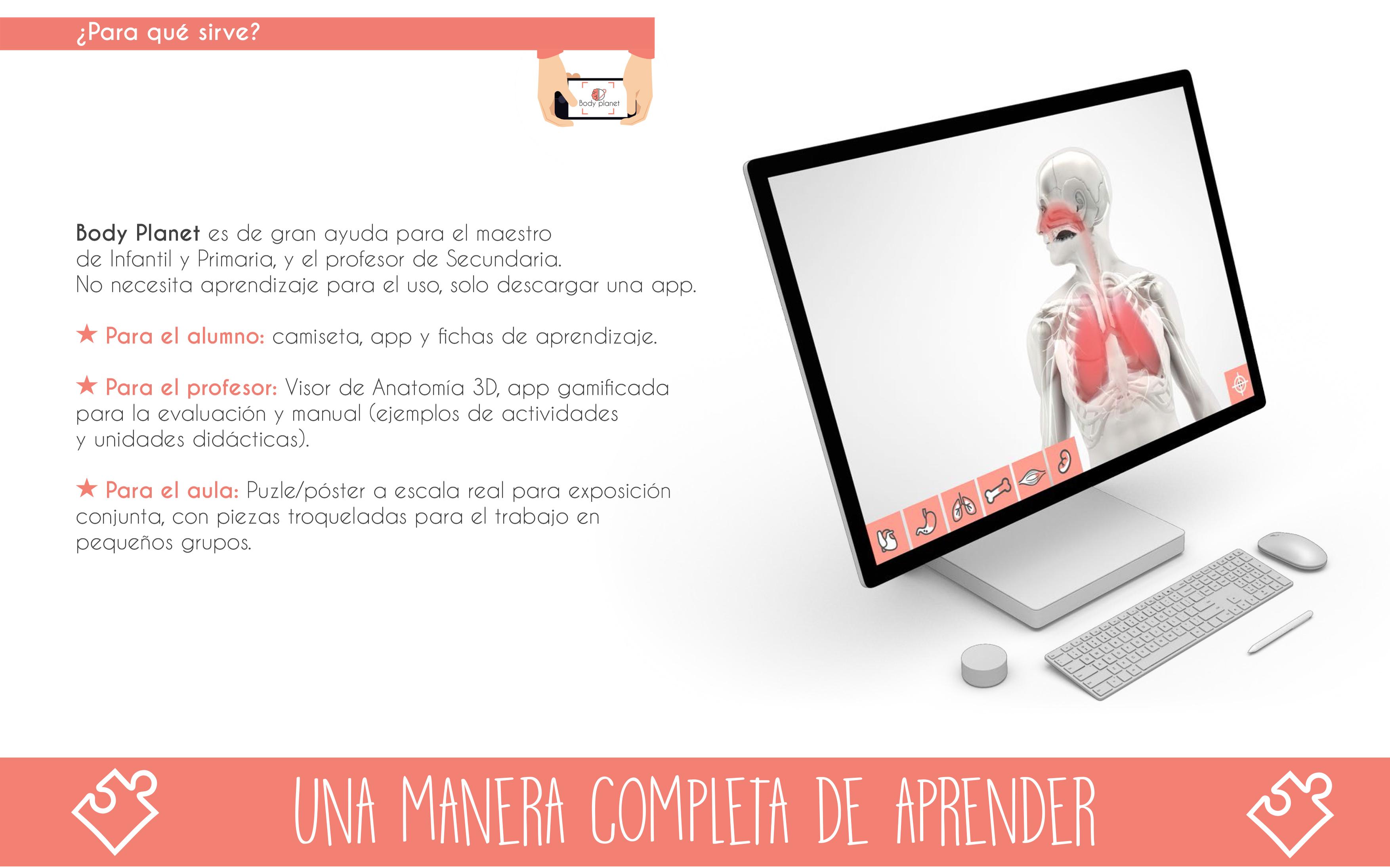 Contemporáneo Aplicación De La Anatomía Primaria Motivo - Anatomía ...
