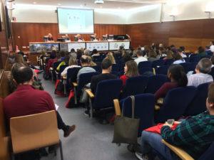 ventajas de la realidad aumentada en el aprendizaje en el Encuentro de Centros innovadores de Valencia