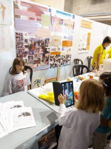 """La camiseta mágica en los premios """"Ciencia y Acción"""""""