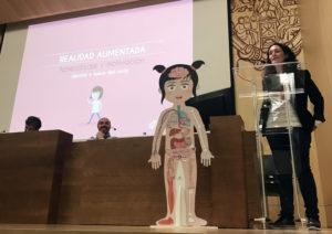 Body planet en Auméntame Edu Universidad Pontificia de Salamanca