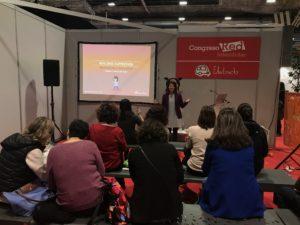 realidad aumentada en el aula charla congreso RED