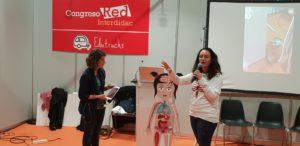 realidad aumentada en el aula taller congreso RED
